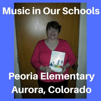 Music in Our Schools: Peoria Elementary, Aurora, Colorado