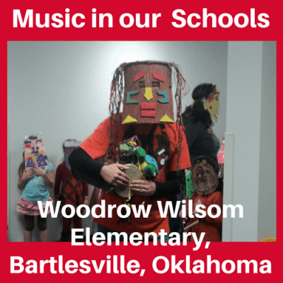 Music in Our Schools: Woodrow Wilson Elementary, Bartlesville, Oklahoma