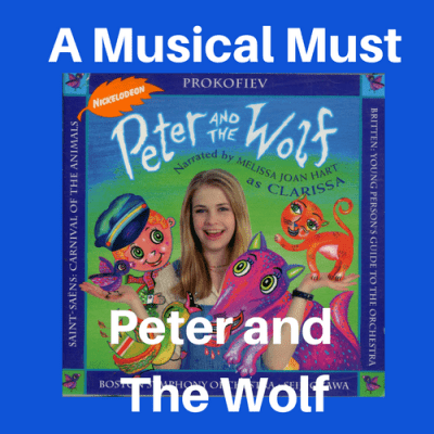 "A Musical Must:  ""Peter & The Wolf"""