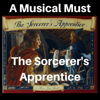 "A Musical Must: ""The Sorcerer's Apprentice"""