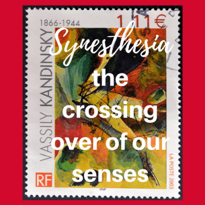 Synesthesia: The Crossing Over of Our Senses