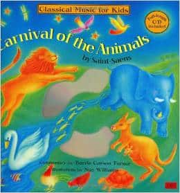 Carnival of the Animals, Good Music Brighter Children, Good Books Brighter Children