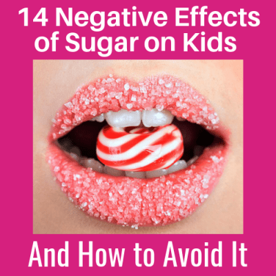 14 Negative Effects of Sugar on Kids and How to Avoid It
