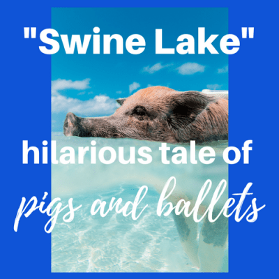 Swine Lake: Hilarious Tale of Pigs and Ballets