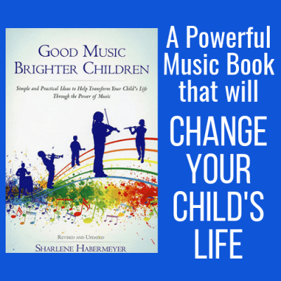 A Powerful Music Book that will Change Your Child's Life