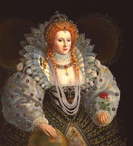 fashion music show, Queen Elizabeth 1