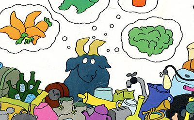 A Fun Tradition: Combining Children's Literature with Food, Part II