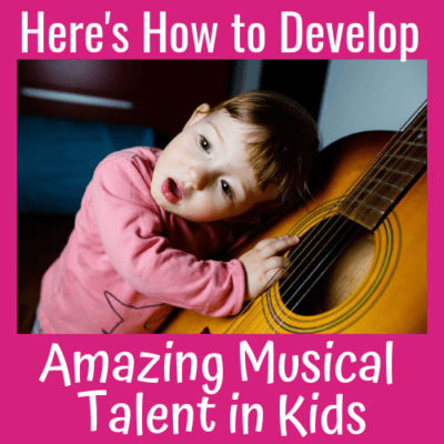 Here's How to Develop Amazing Musical Talent in Kids
