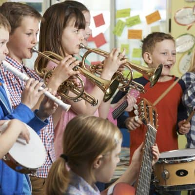 Music: A Brain-Building Tool for Success in School: Part 1