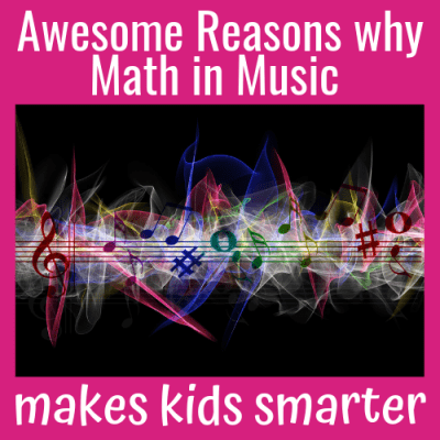 Awesome Reasons why Math in Music Makes Kids Smarter
