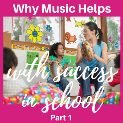 Music: A Brain-Building Tool for Success in School