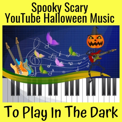Spooky Scary YouTube Halloween Music To Play In The Dark