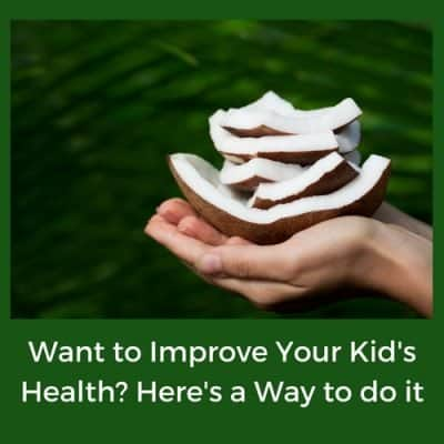 Want to Improve Your Kid's Health? Here's an Important Way to Do It.