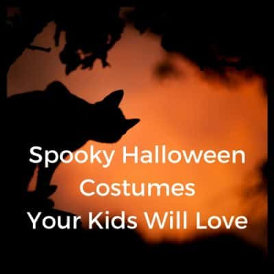 Spooky Halloween Costumes Your Kids Will Love