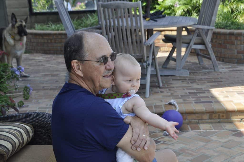 Good Parenting Brighter Children- Super Grandparent