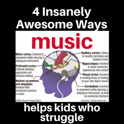 4 Insanely Awesome Ways Music Helps Kids Who Struggle