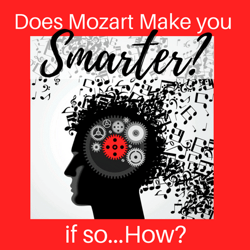 an analysis of listening to mozart makes you smarter A newborn baby rests in a box, listening to music played through earphones in  saca  many parents think classical music makes babies smarter  school of  education, performed a meta-analysis of 16 studies on the effect of.