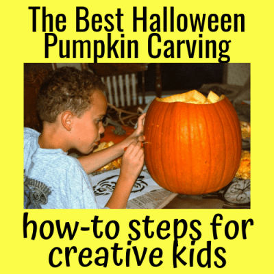 The Best Halloween Pumpkin Carving How-To Steps for Creative Kids