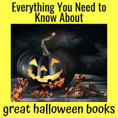 Everything You Need To Know About Great Halloween Books
