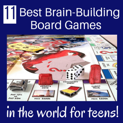 11 Best Brain-Building Board Games in the World for Teens!