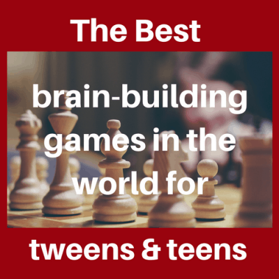 The Best Brain-Building Games in the World for Teens