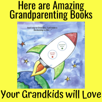 Here are Amazing Grandparenting Books Your Grandkids Will Love