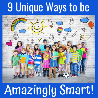 Multiple Intelligences: 9 Unique Ways to be Amazingly Smart!