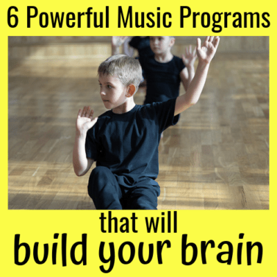 6 Powerful Music Programs That Will Build Your Brain!