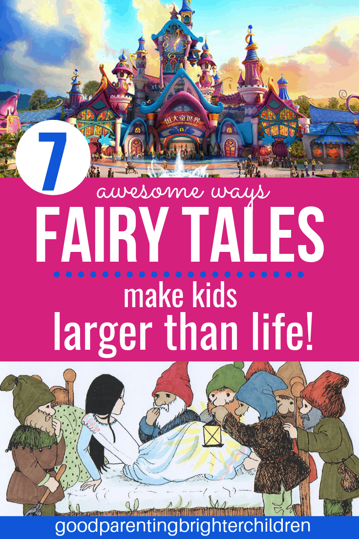 7 Awesome Ways Popular Fairy Tales Make You Smart and Strong!