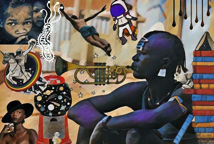 American Jazz Trumpeter, Good Parenting Brighter Children, AfriNola, jazz trumpet players