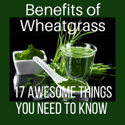 Benefits of Wheatgrass: 17 Awesome Things You Need to Know