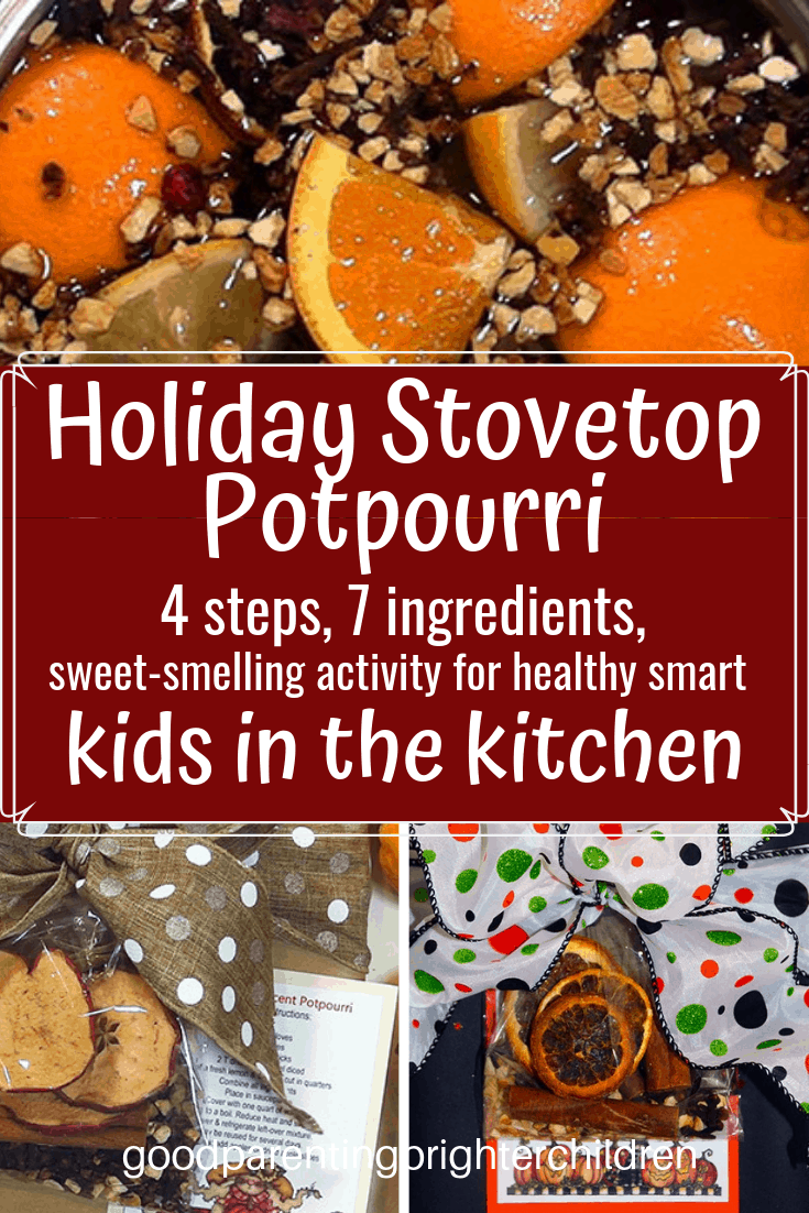 How To Make The Best Stovetop Potpourri In The World With Kids 3 Recipes