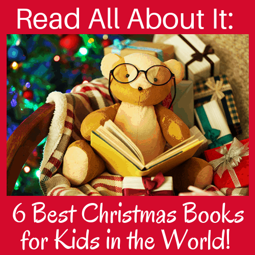 Read All About It 6 Best Christmas Books For Kids In The World