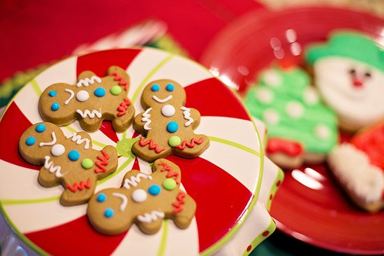 Christmas traditions, Christmas cookies
