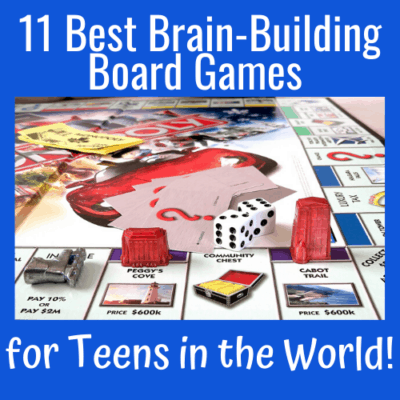 11 Best Brain-Building Board Games for Teens in the World!