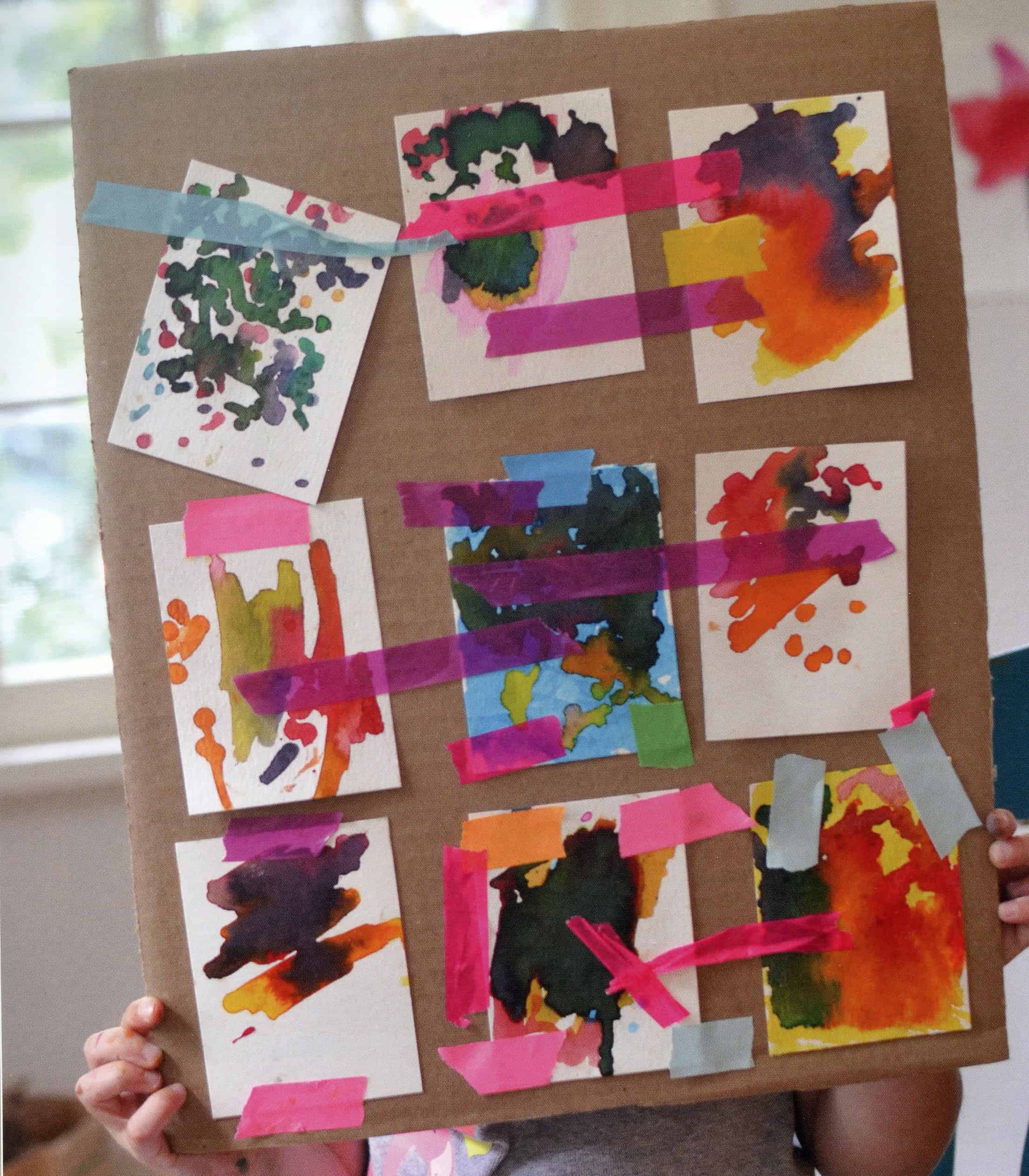 Here Are The Most Amazing Fun Art Activities For Kids