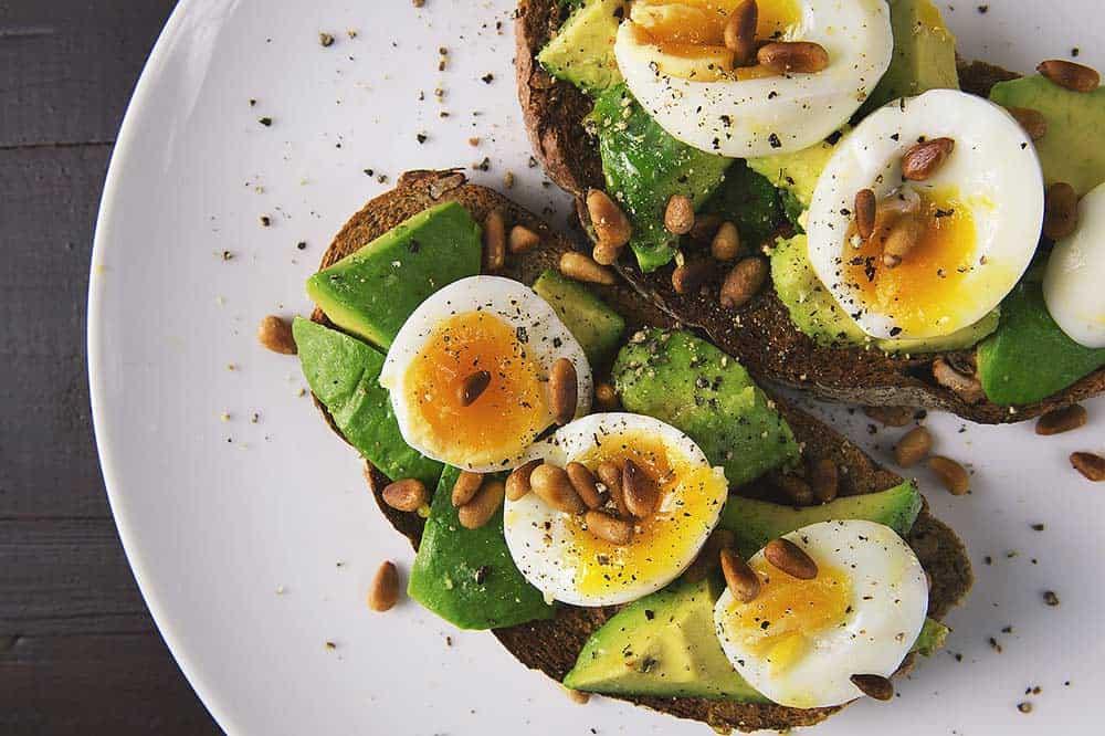 health benefit of eggs