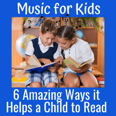 Music for Kids: 6 Amazing Ways it Helps a Child to Read