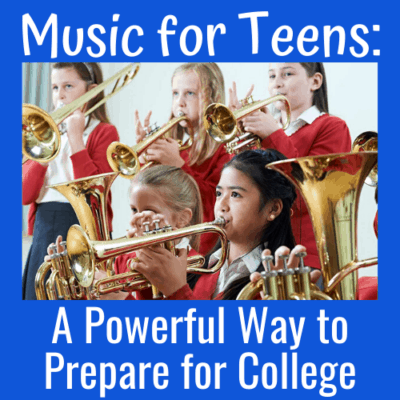 Music for Teens: A Powerful Way to Prepare for College