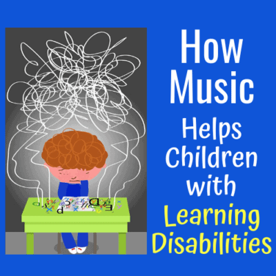 It's Powerful: How Music Helps Children with Learning Disabilities