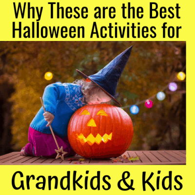 Why These are the Best Halloween Activities for Grandkids