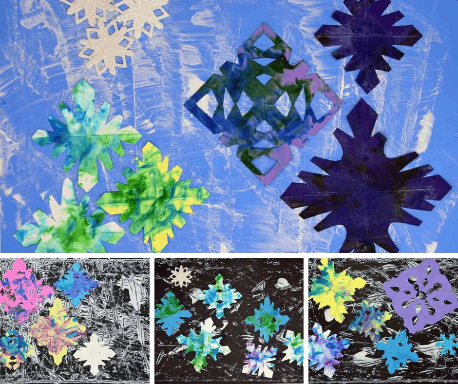 snowflake activities